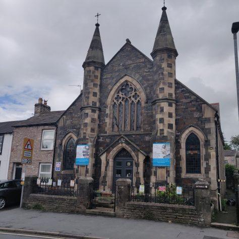 Kirkby Stephen Primitive Methodist chapel   Tim Macquiban August 2020