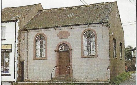 Crosby Primitive Methodist Chapel, Cumberland