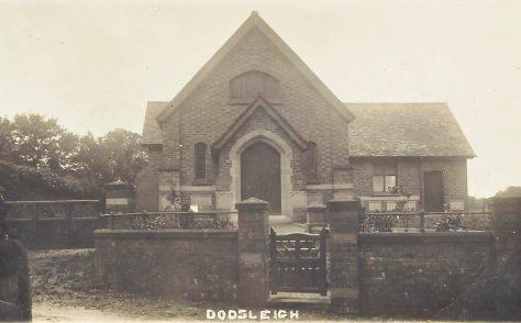 Dodsleigh Primitive Methodist Chapel