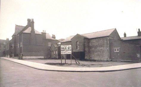 Basingstoke; Flaxfield Road PM Chapel