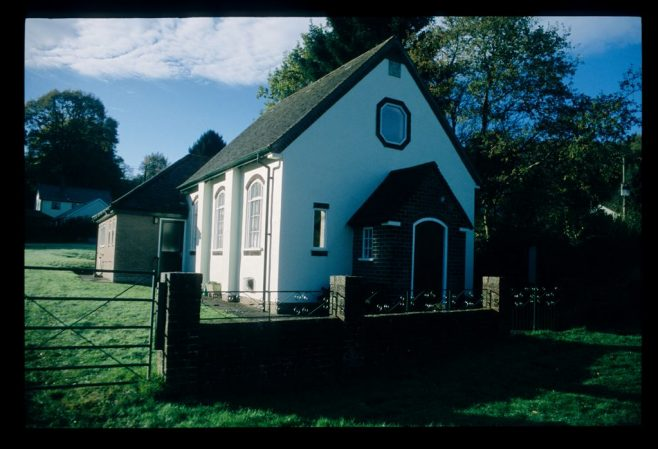 Bailey Lane End Primitive Methodist chapel in November 2017 | David Hill 06 Nov 2017