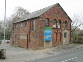 former Garton on the Wolds Primitive Methodist chapel - still standing in 2019 | David Young April 2019