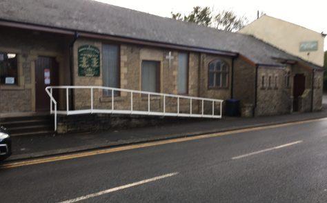 Darwen Spring Vale Primitive Methodist Chapel