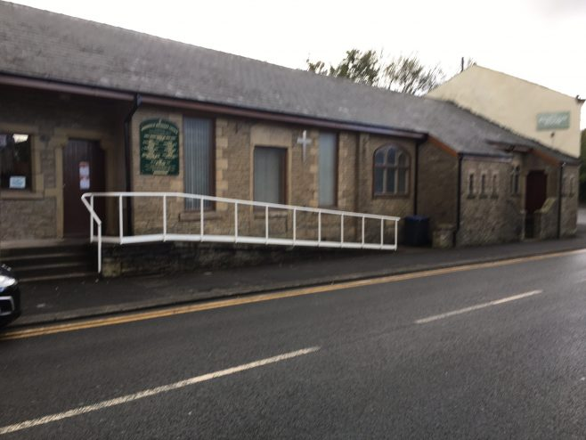 Spring Vale Primitive Methodist chapel  | David Foster October 2020