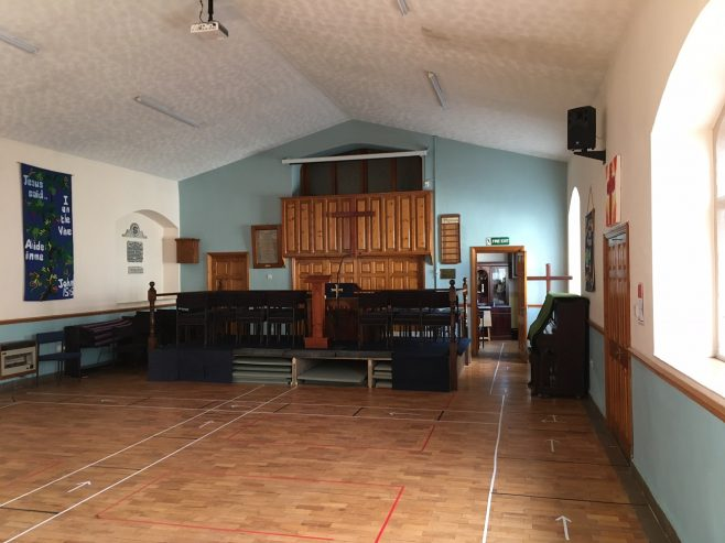 Darwen Spring Vale Primitive Methodist Chapel | David Foster October 2020