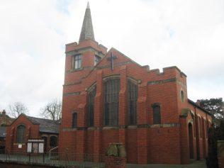 Wem Primitive Methodist Chapel 1926