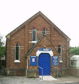Leegomery PM Chapel | Andy Rose