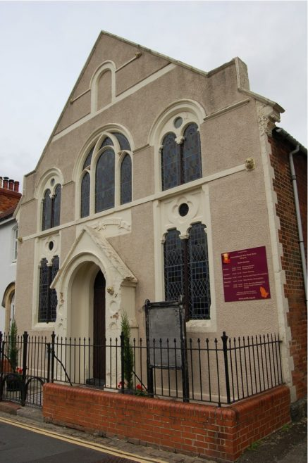 Prospect Place chapel, Swindon | Neil Pithouse 2021