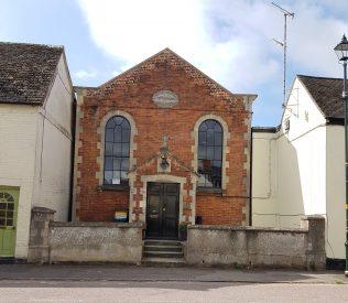 Cricklade Primitive Methodist chapel | Keith Allden 2019