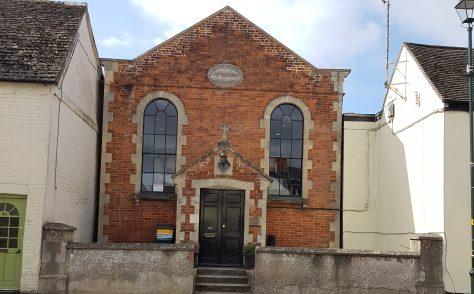Cricklade Primitive Methodist chapel