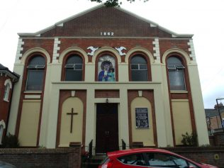 Dunstable former Primitive Methodist chapel in 2014