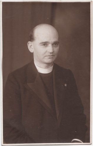 Charles Sheldrake   Image supplied by Martin Lazell from the papers of Rev. Harold Wright
