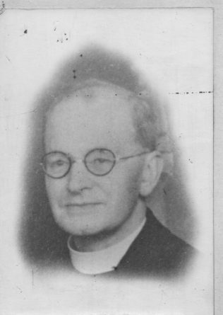 Rev. Albert Bayfield | Supplied by Colin Henry Bayfield
