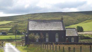 Harwood Primitive Methodist chapel   Linda Robertson 2020
