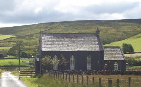Harwood Primitive Methodist chapel