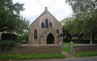 Churchill Primitive Methodist chapel   Martin Hannant 2021