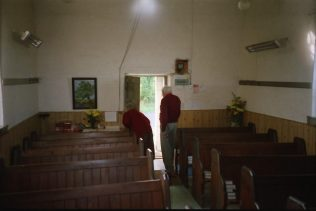 Chapel Interior - from the front | Brian Carlick