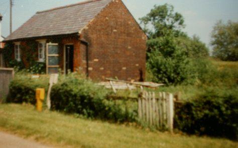 How End Primitive Methodist chapel