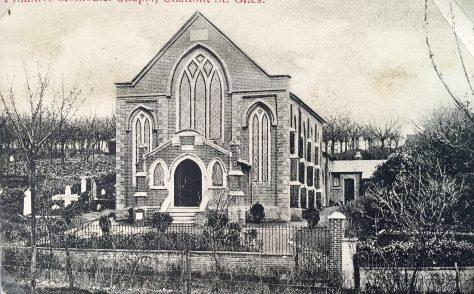 Chalfont St Giles  Primitive Methodist chapel