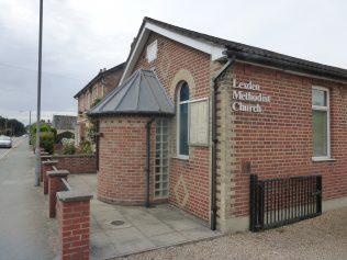 former Lexden Primitive Methodist chapel | Martin Broom 2019