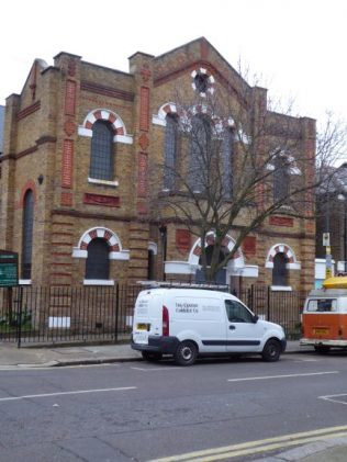 Dalling Road Primitive Methodist chapel | G. W. Oxley