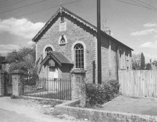 original Cadnam Methodist Chapel | Provided by Gordon Lewis