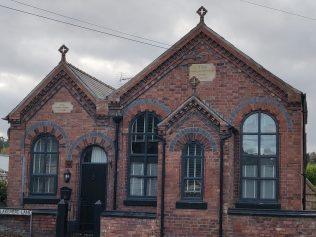 Norley Primitive Methodist chapel and Sunday school | Tim Macquiban 2020