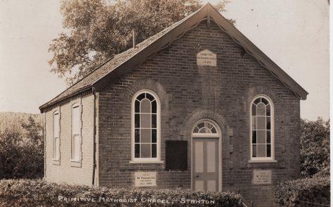 Stanton Primitive Methodist chapel