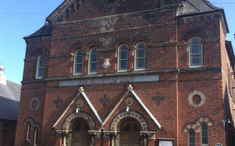 Barton on Humber Queen Street Primitive Methodist chapel