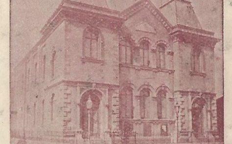 Gainsborough Trinity Street Primitive Methodist chapel