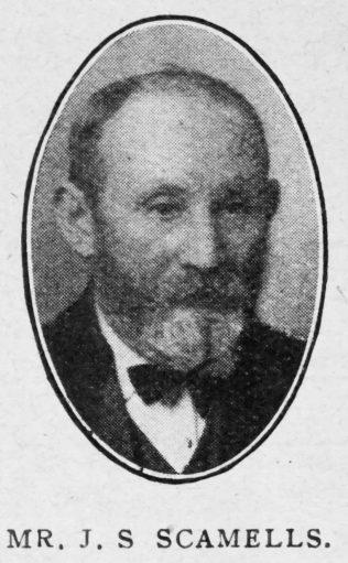 Scammels, William James (1849-1921) | Christian Messenger 1920