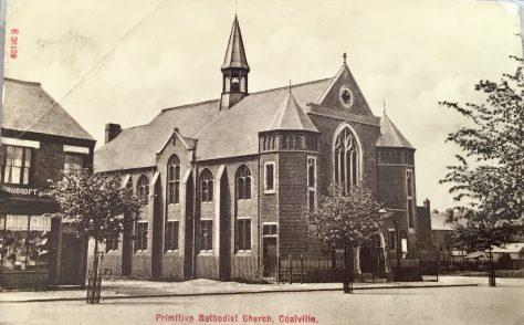 Coalville Primitive Methodist chapel