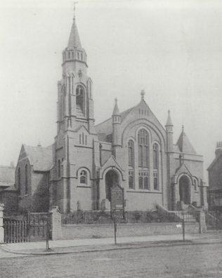 Leeds Harehills Primitive Methodist chapel | Englesea Brook postcard collection ENBPM:2020.106