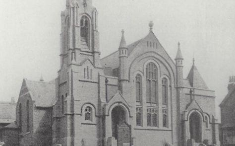 Leeds Harehills Primitive Methodist chapel