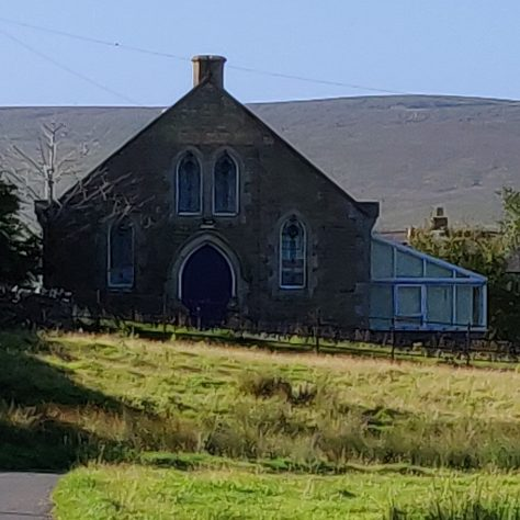 Mouthlock Primitive Methodist Chapel, Barras, Stainmore, Westmorland (now Cumbria) | Tim Macquiban August 2020