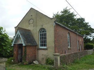 Startley Primitive Methodist chapel, Great Somerford | Colin Fry July 2020