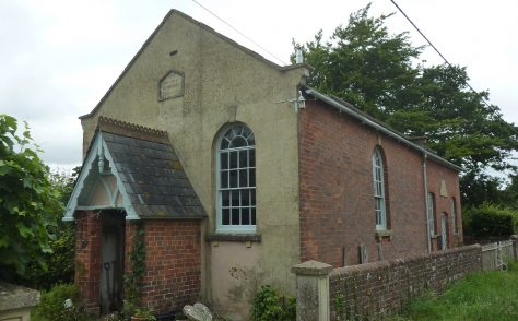 Startley Primitive Methodist chapel