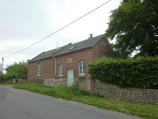 Jubilee extension at Startley Primitive Methodist chapel | Colin Fry July 2020