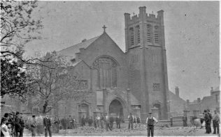 Blackheath PM Church - 1903 building. | Picture supplied by Mike Fenton