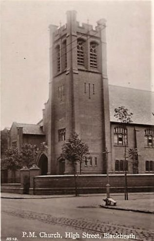 Church pictured circa 1910 | Supplied by Mike Fenton