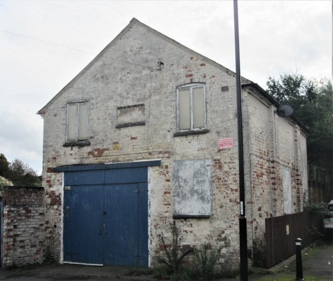 First *1849) Alderman's Green Primitive Methodist chapel | Anne Langley February 2020