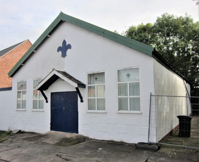 Second (1928) Alderman's Green Primitive Methodist chapel | Anne Langley February 2020