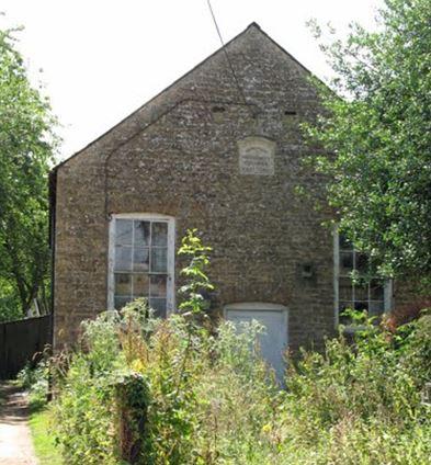 Ledwell (Leadwell) Primitive Methodist chapel | Martin Hannant