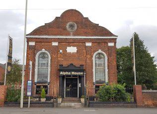 Sedgley Primitive Methodist chapel  front view | Keith Allden 2019