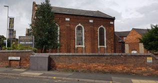 Sedgley Primitive Methodist chapel  right side view | Keith Allden 2019