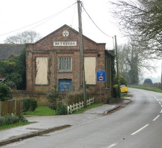 Stow Bridge Primitive Methodist chapel | Evelyn Simak