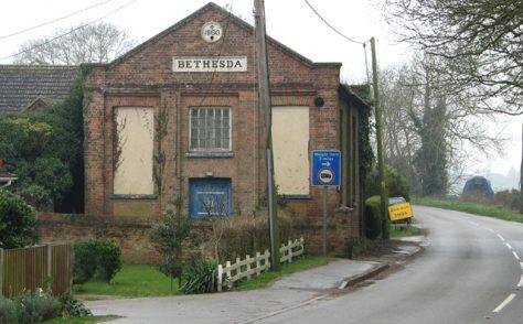 Stow Bridge Primitive Methodist chapel