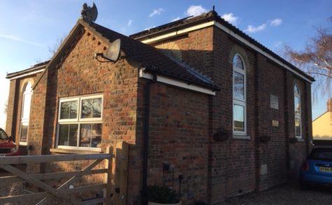 Gedney Drove End Primitive Methodist chapel