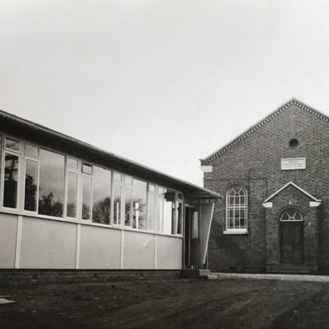 1864 Saughall  Primitive Methodist chapel | provided by Alison Dean