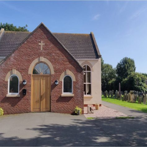 third Saughall Primitive Methodist chapel 2013 | Tim Macquiban 2020